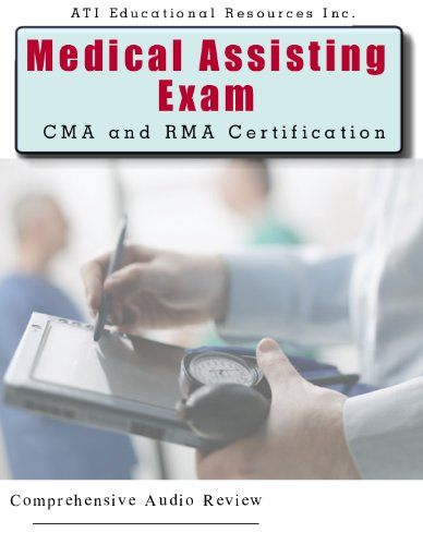 Medical Assisting CMA and RMA Exams Certified Medical Assistant ...