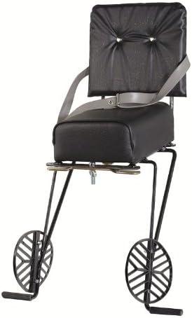 Dieffe - Asiento trasero infantil para bicicleta, relleno: Amazon ...