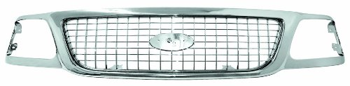 IPCW CWG-FD1707C0C Ford Expedition XLT Chrome (Expedition Chrome Grille)