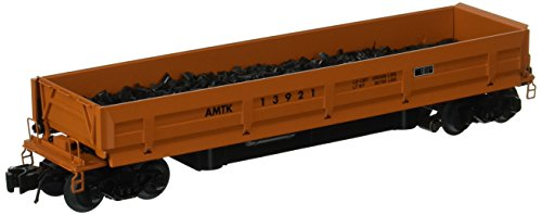 Operating Uncoupling Track - Williams By Bachmann Amtrak O Scale Operating Coal Dump Car