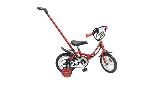 TOIMSA – Bicicleta para niños (con caña de desviación Speed Racing ...