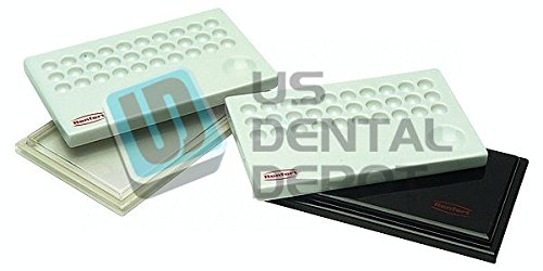 RENFERT - Stain-Mix Mixing Tray witth Black Cover-Each- # 10 023-1065-0100 Us - 1065 Us