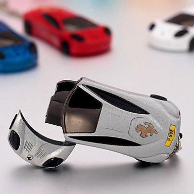 Hhbo Race Car Shaped Jet Torch Lighter Ferarri Torch Lighter With