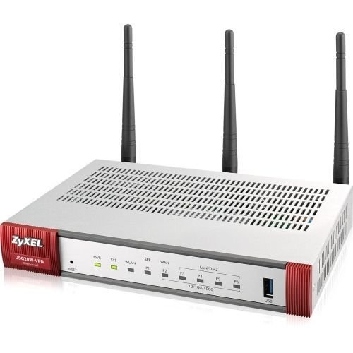 ZyXEL USG20W-VPN Next Generation Unified Security Gateway VPN Firewall Wireless Retail