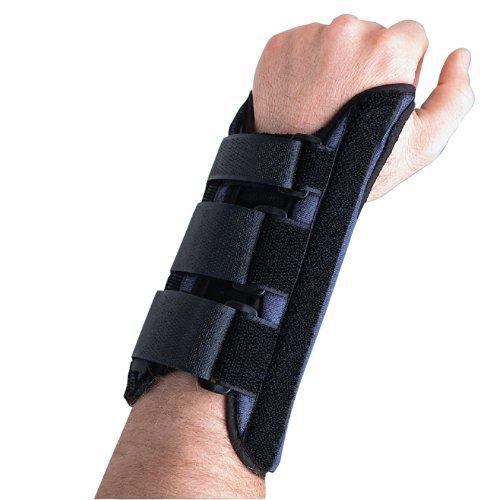 Breg Wrist Splint (Cock-Up) Left Medium by Breg Braces (Image #1)
