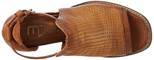 Mjus 848004-0302 - Sandalias Mujer Braun (Biscotto)