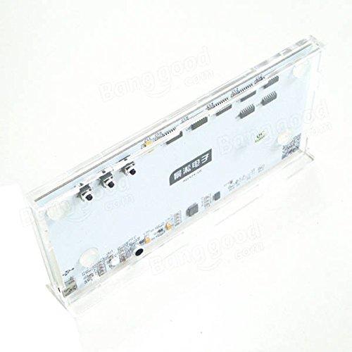 Led Spectrum Kit - Diy Music Spectrum Kit - AS1424 Music Spectrum LED Flashing Kit TOP Audio Spectrum - White (Led Music Spectrum) by Unknown (Image #2)