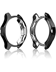 Cerike Case for Samsung Galaxy Watch 42mm SM-R800, TPU Scractch-Resist Frame Protective Cover Shell for Samsung Galaxy Watch 42mm SM-R800 Smartwatch