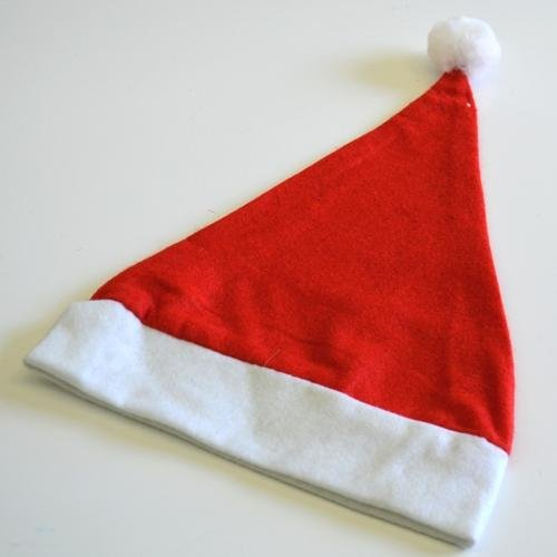 DISCOUNT PARTY AND NOVELTY 50 Wholesale Santa Hats Over 4 Dozen Christmas Package