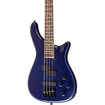 Rogue LX200B Series III Electric B Guitar Metallic Blue on