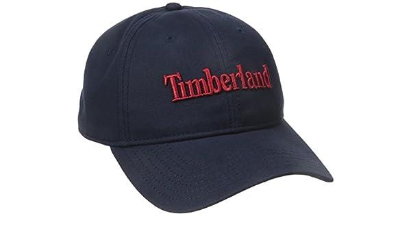 Timberland - Gorra de béisbol Hombre - Azul -: Amazon.es: Ropa y ...