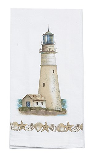 Kay Dee Designs Coastal Lighthouse Flour Sack Towel
