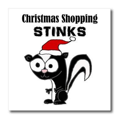 Amazon.com: 3dRose All Smiles Art - Christmas - Cute Funny Christmas ...