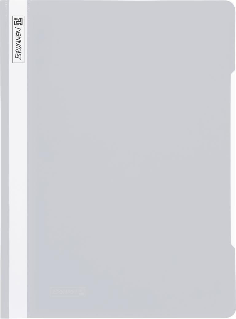 Farbe transparent matt 10 Swinghefter DIN A4 Klemmhefter//Clipmappe