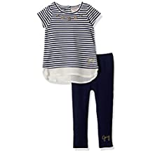 Juicy Couture baby-girls Baby Baby Girls 2 Pieces Pants Set - Tunic