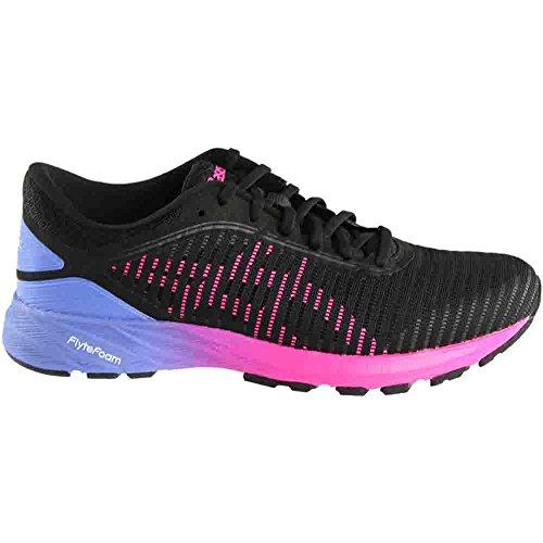 hot jewel Moda Donna Alla Sneaker Pink Asics Black 1xWwH8XOxq