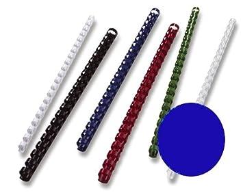 rund 25 mm 5 Plastikbinderücken 19 mm Farben 21 Ringe DIN A4 |versch