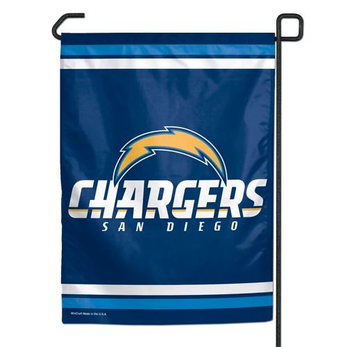 NFL San Diego Chargers WCR08383013 Garden Flag, 11