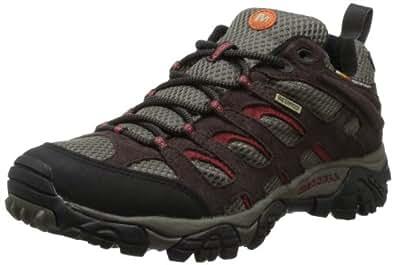 Merrell Men's Moab Waterproof Hiking Shoe,Espresso,7 M US