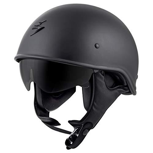 Scorpion C90 Helmet (Small) (Matte Black)