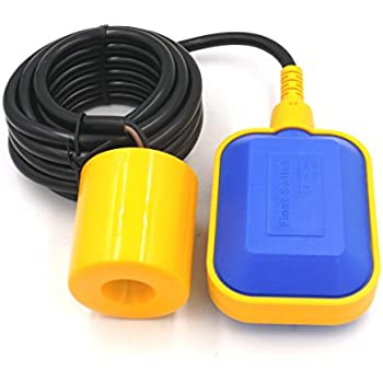 41c0qxQaofL._SL500_AC_SS350_ float switch w 10 ft cable, septic system, sump pump, water tank  at fashall.co