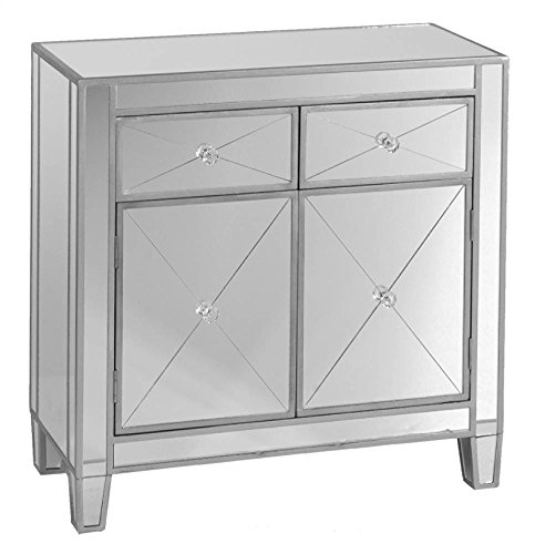 Mirrored Cabinet - 3