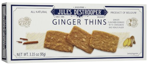 Jules Destrooper Ginger Thins, 3.35 (Jules Destrooper Ginger Thins)