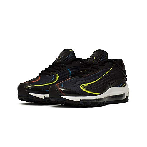 Deluxe black black Max Multicolore Navy reflect Nike midnight Homme Silver Air De Gymnastique 001 Chaussures wgz4Ep