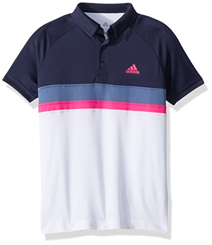 adidas Tennis Club Color Block Polo – DiZiSports Store