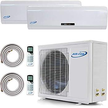 Amazon Com Multi Zone Mini Split Ductless Air Conditioner