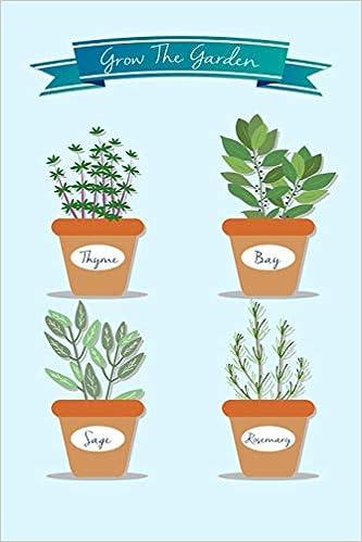 Grow the Garden: Keeping Track of My Yearly Bounty!: Bridge