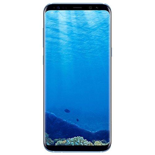 Samsung Galaxy S8 SM-G950F (Blue) (GSM Only, No CDMA) Unlocked 64GB No Warranty