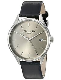 Kenneth Cole New York Men's 10029304 Classic Analog Display Japanese Quartz Black Watch