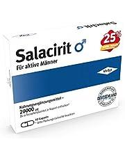 VIRILYT Salacirit 10 capsules hoge dosis voor actieve mannen I Merk product - Ontwikkeld & Gemaakt in de EU I Natuurlijke ingrediënten met Maca L-Arginine & Zink