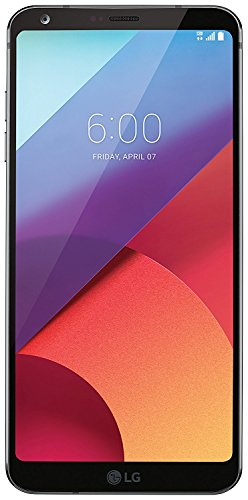 LG G6 H871 32GB AT&T GSM Unlocked Android Phone - Astro Black (Renewed) ()