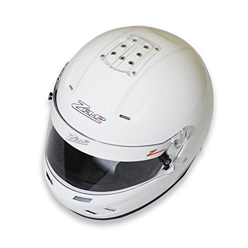 Zamp RZ-58 Snell SA2015 Helmet White X-Small