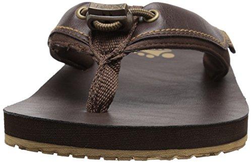 Flop Warwick Men's Brown Cudas Flip 4Awzg68xq0