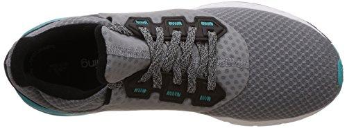Homme Running Noir Gris Chaussures M Elite Moyen 5 Vert Noir Entrainement adidas Falcon de Impact Noir Rouge Gris Essentiel YqHF88