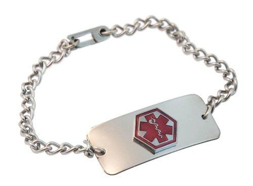 Carex Medical Emergency Bracelet (Drug Allergies) - 24 Per Case