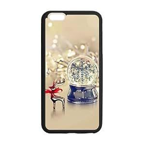 Distinctive Christmas Crystal souvenirs Phone Case for Iphone 6 wangjiang maoyi