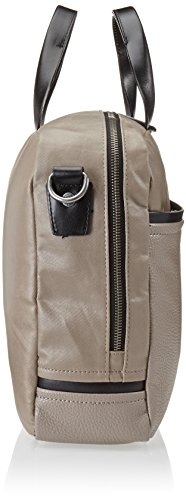 Calvin Klein Jeans Aktentasche Force Laptop Bag Beige (Fungi-Pt) J5IJ500244