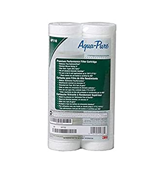 3M Aqua-Pure Whole House Replacement Water Filter - Model AP110-NP (Pack of 2)