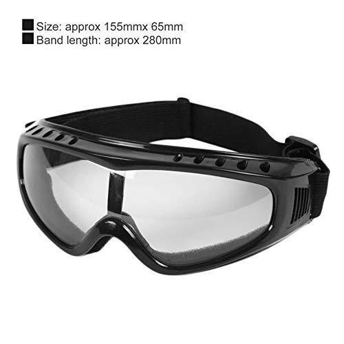 shuaishuang573 Gafas de Airsoft Paintball t/áctico Gafas de Polvo del Viento Protecci/ón de la Motocicleta
