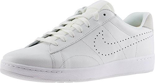 NIKE Mens Tennis Classic Ultra Lthr Casual Shoe Summit White/Summit White/White jTNyw