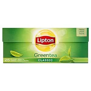 Lipton Green Classic  25 Tea Bags