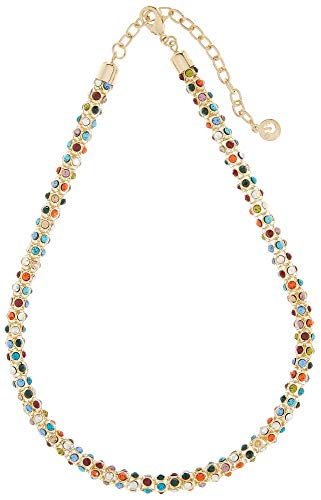 Gloria Vanderbilt Multicolor Collar Necklace ()