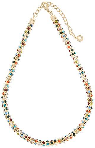 - Gloria Vanderbilt Multicolor Collar Necklace