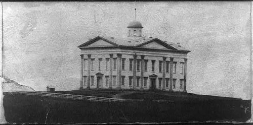 Infinite Photographs Photo: Capitol Building,Omaha,Douglas County,Nebraska,NE,c1865,Exterior]()