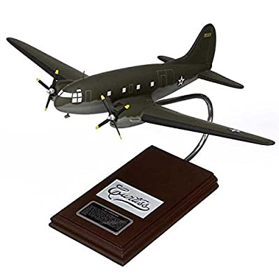 Mastercraft Collection Curtiss C-46 Commando Model Scale:1/72