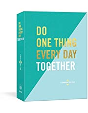 Do One Thing Every Day Together: A Journal for Two